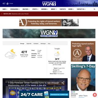 Weather - WGN-TV