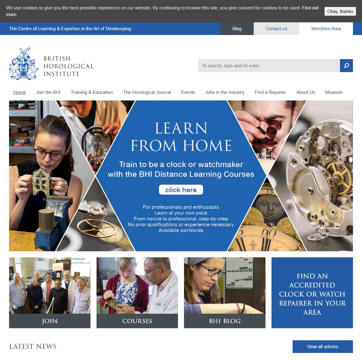 British Horological Institute
