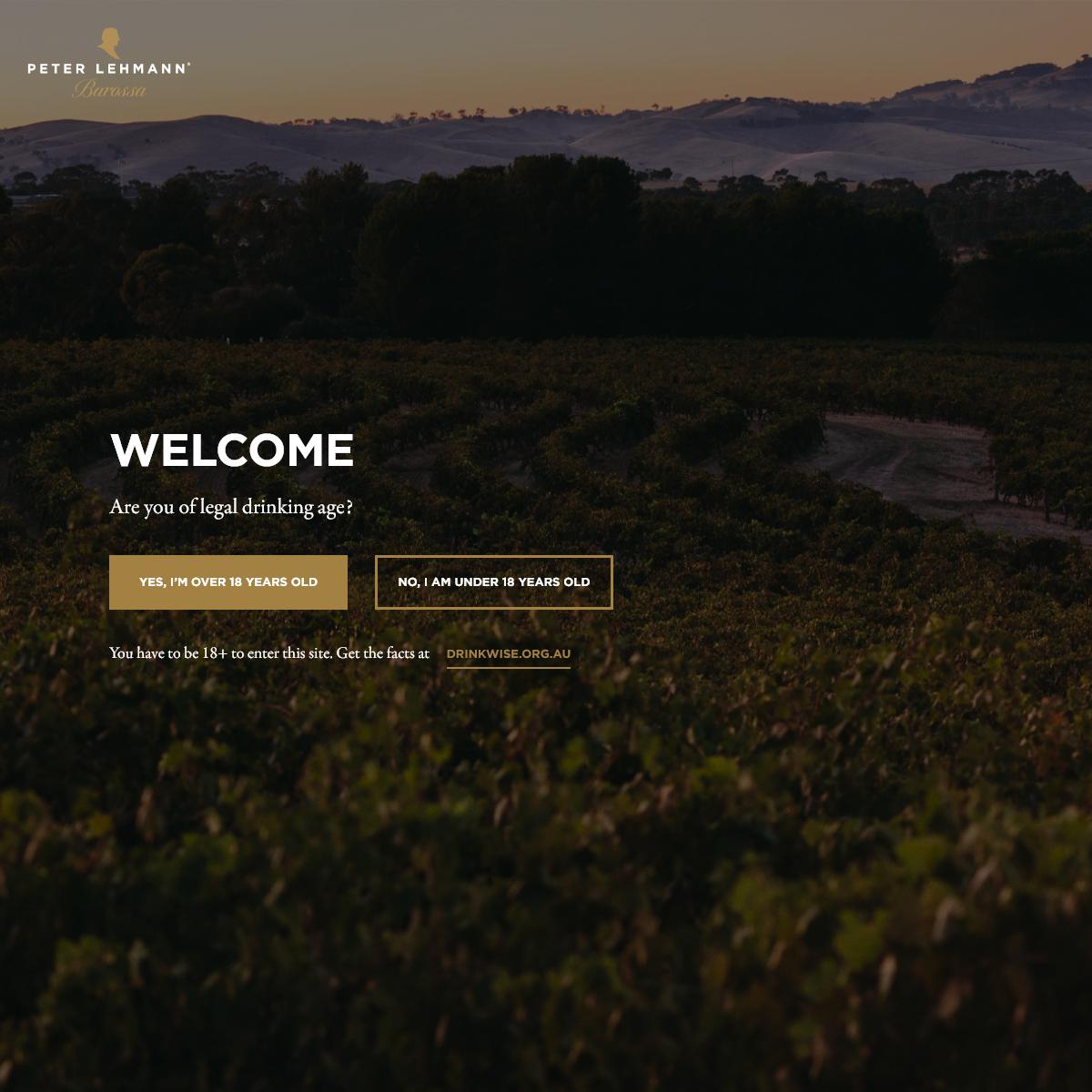 Peter Lehmann Wines - Shop Online - Barossa Valley Winery