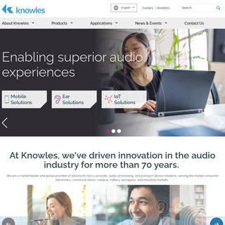 A complete backup of knowles.com