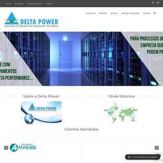 Delta Power do Brasil - Adequação de Energia - No-Break (UPS) - Retificadores - Transformadores – Só mais um site WordPress