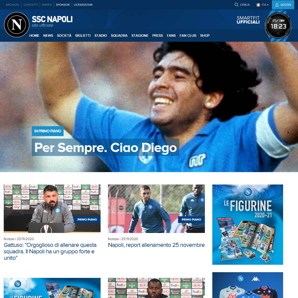 Home - SSC Napoli