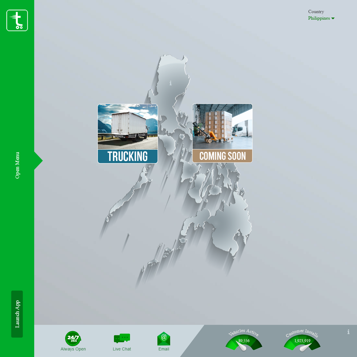 Logistics Company in the Philippines for Same Day Delivery Service