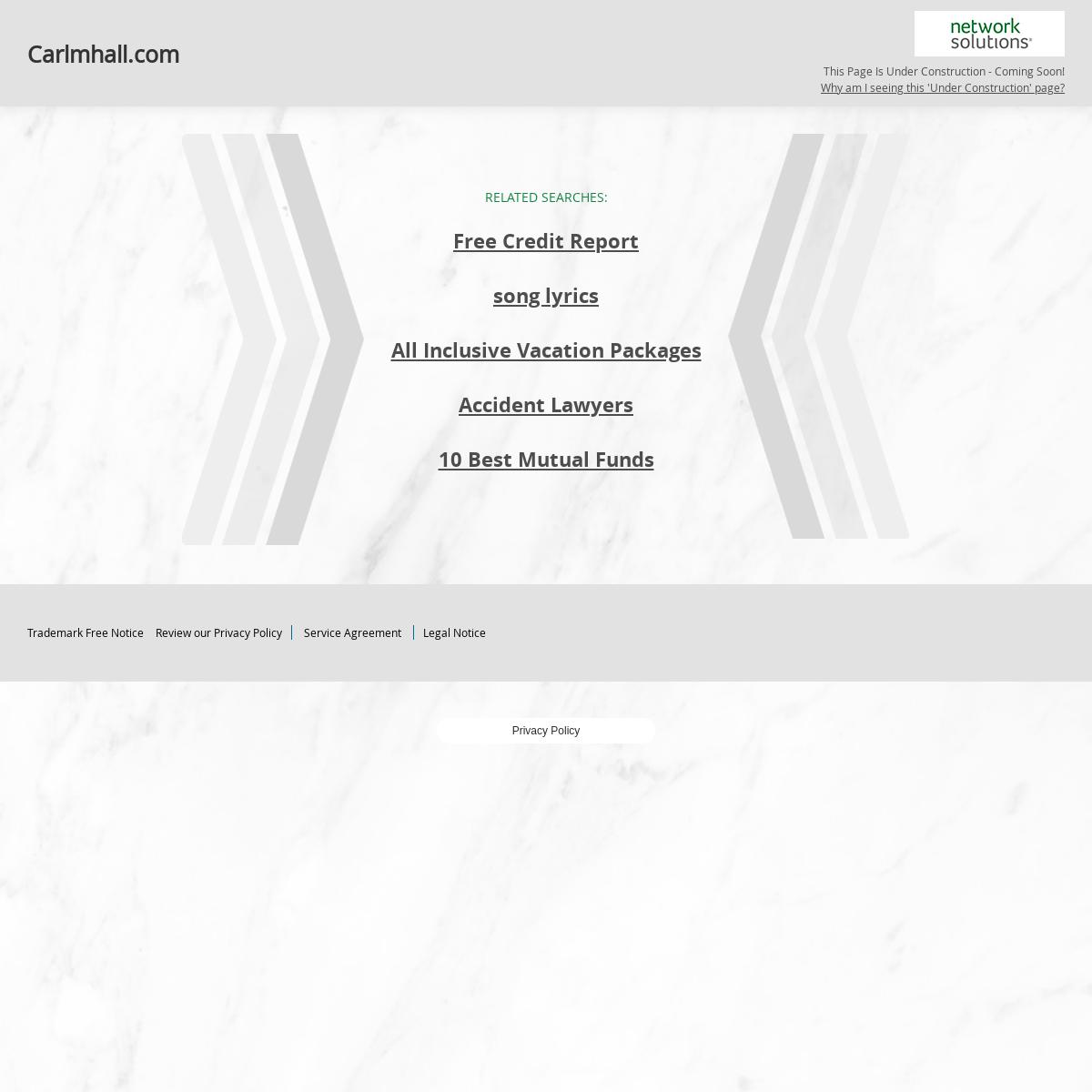 Carlmhall.com