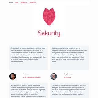 Sakurity