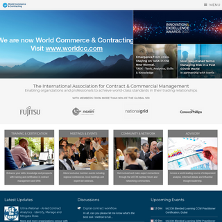 IACCM - The Global Contract Management Association