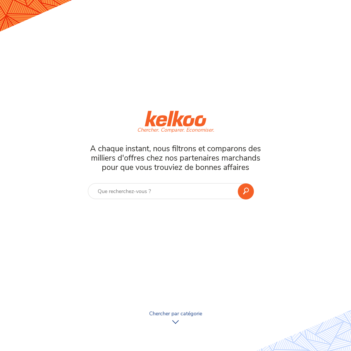 Kelkoo - Comparateur de prix et dénicheur de bonnes affaires