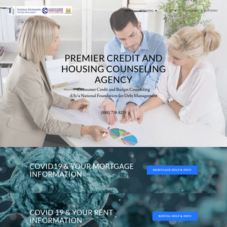 Housing Counseling - Consumer Credit and Budget Counseling, Inc