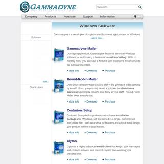 Gammadyne Corporation