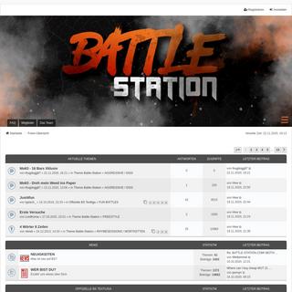 Battle-Station - Rap-Battles - Foren-Übersicht