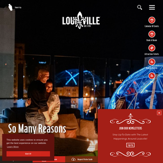 Louisville Events and Kentucky Tourism Information - GoToLouisville.com Official Travel Source