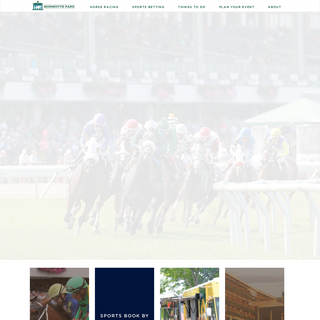 Home - Monmouth Park