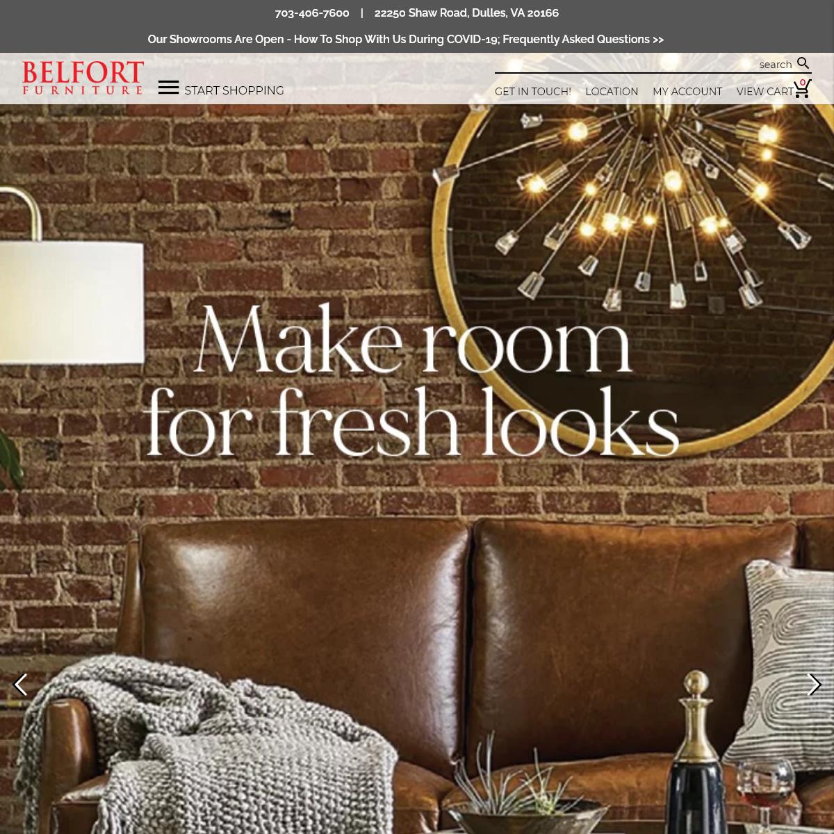 Belfort Furniture - Washington DC, Northern Virginia, Maryland and Fairfax VA Furniture & Mattress Store
