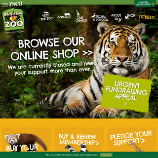 Banham Zoo - Award-Winning Family Attraction - Norfolk