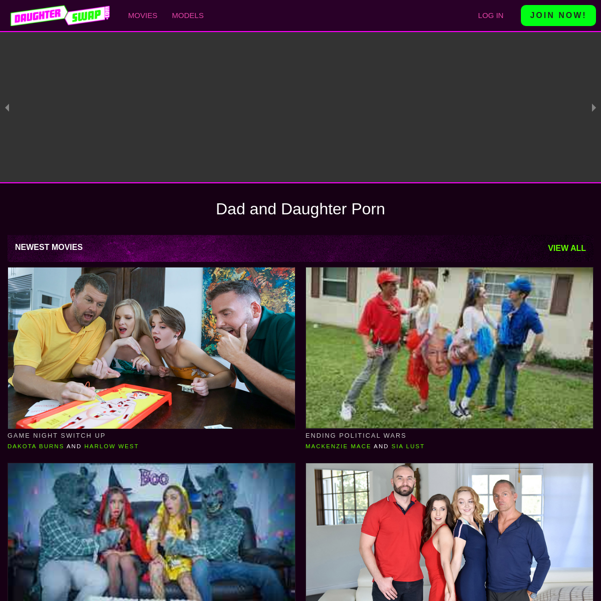 A complete backup of www.daughterswap.com