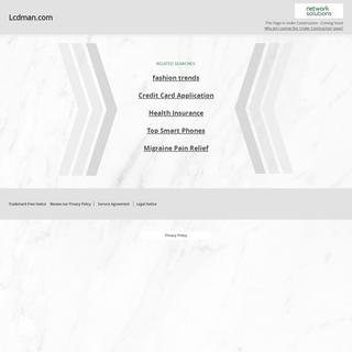 Lcdman.com