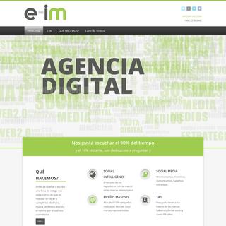 A complete backup of einteractivemedia.com