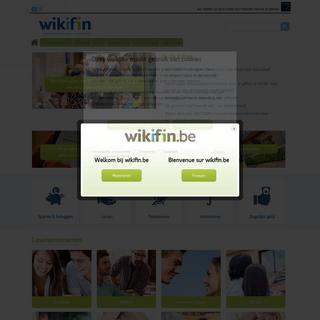 Wikifin - Voor uw vragen over geld