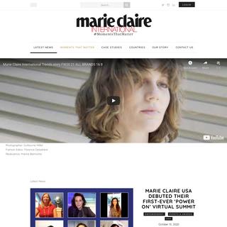 MCI Marketing - Women`s fashion and beauty magazine