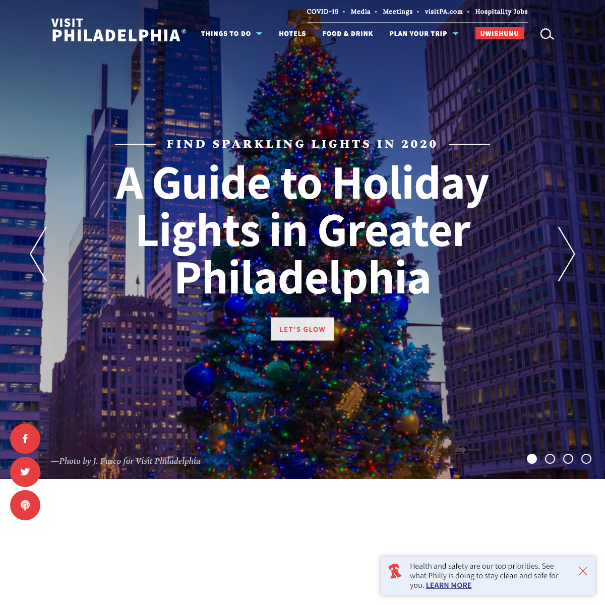 Official Philly Tourism and Visitor Information - Visit Philadelphia