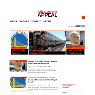 The San Francisco Appeal - SF Appeal- San Francisco`s Online Newspaper
