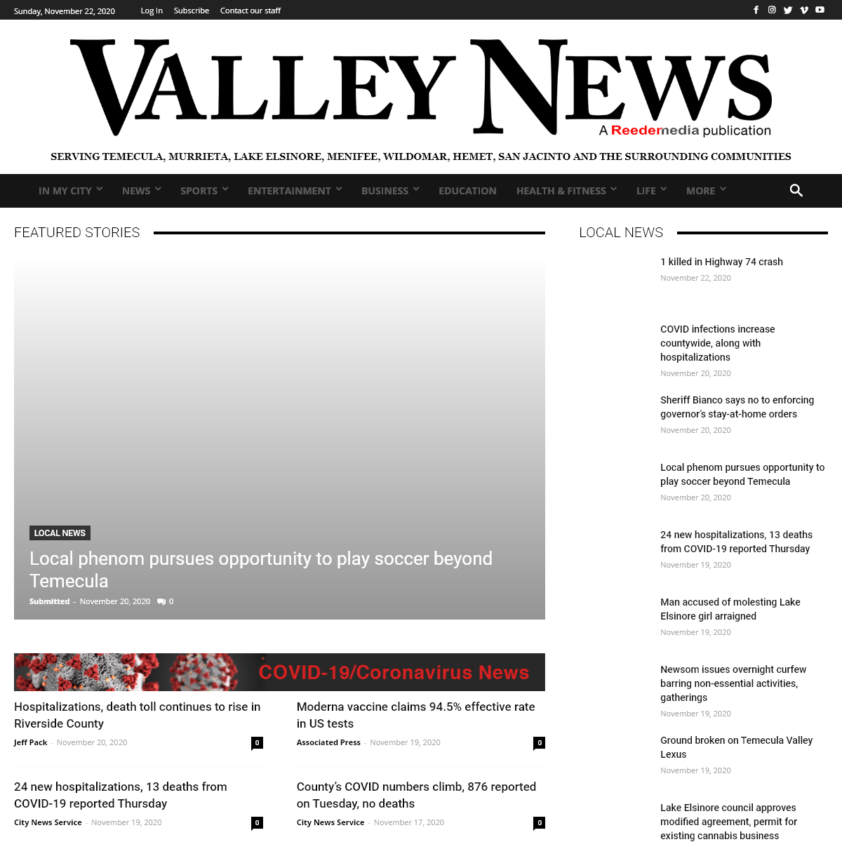 Valley News
