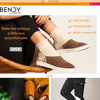 Shoe Shop for Women - Street Style - Ashbury Skies