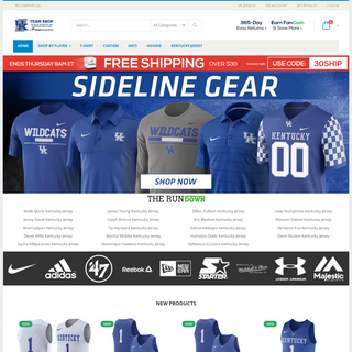 UKNewSeason.Com - Your Shop For UK Jerseys, Hats, T-Shirts And Other Apparel