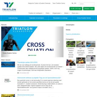 Triatlon Vlaanderen -