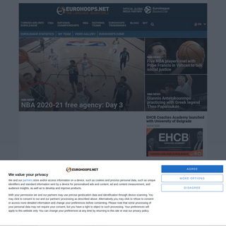 Basketball News - Eurohoops