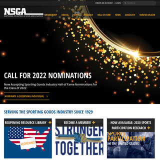 National Sporting Goods Association