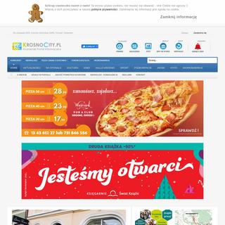 KrosnoCity.pl - Krośnieński Portal Informacyjny