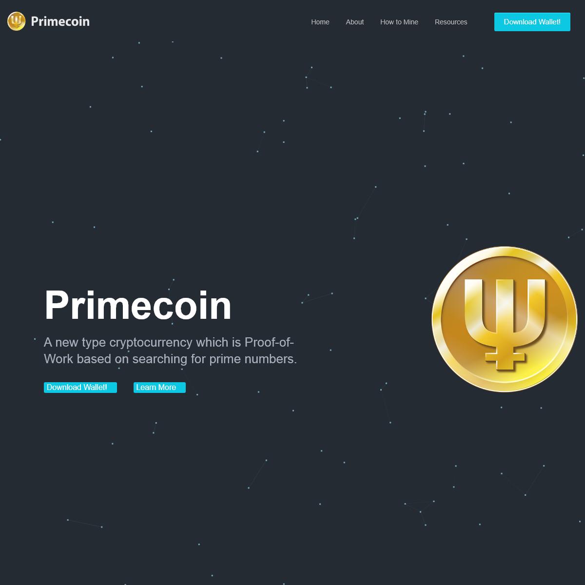 Primecoin