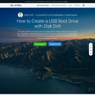 How to Boot Mac from USB. Download Diskmaker X Alternative