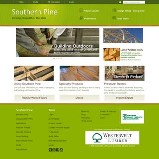 Home - Southern Pine
