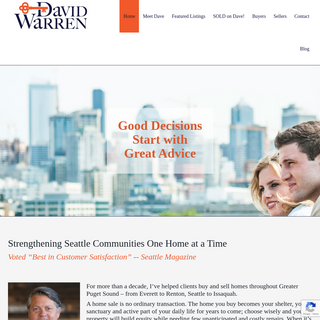 David Warren – Metropolist – Great Advice from a Seattle Real Estate Agent – Managing Broker