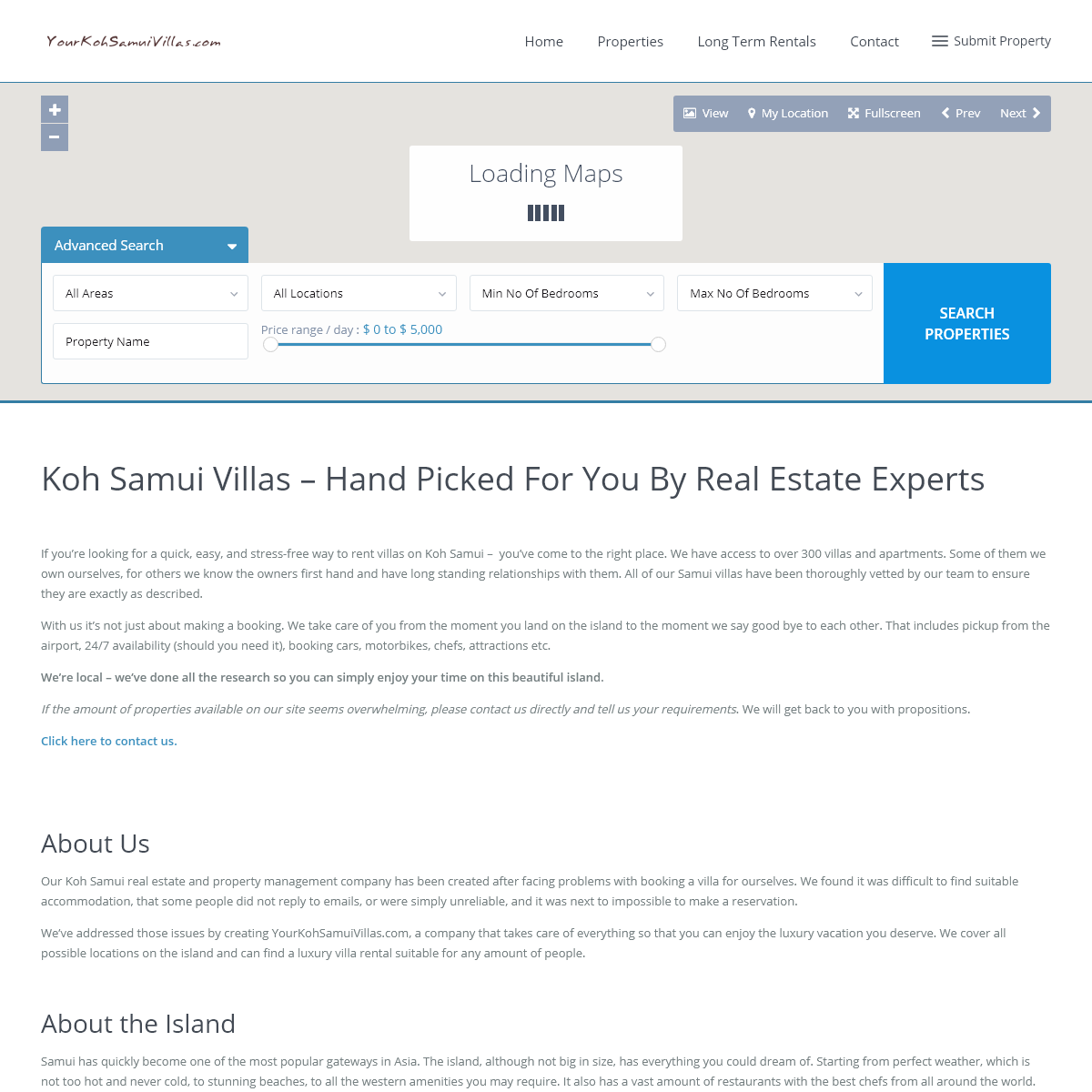 Koh Samui Villas - Hand Picked For You By Real Estate Experts