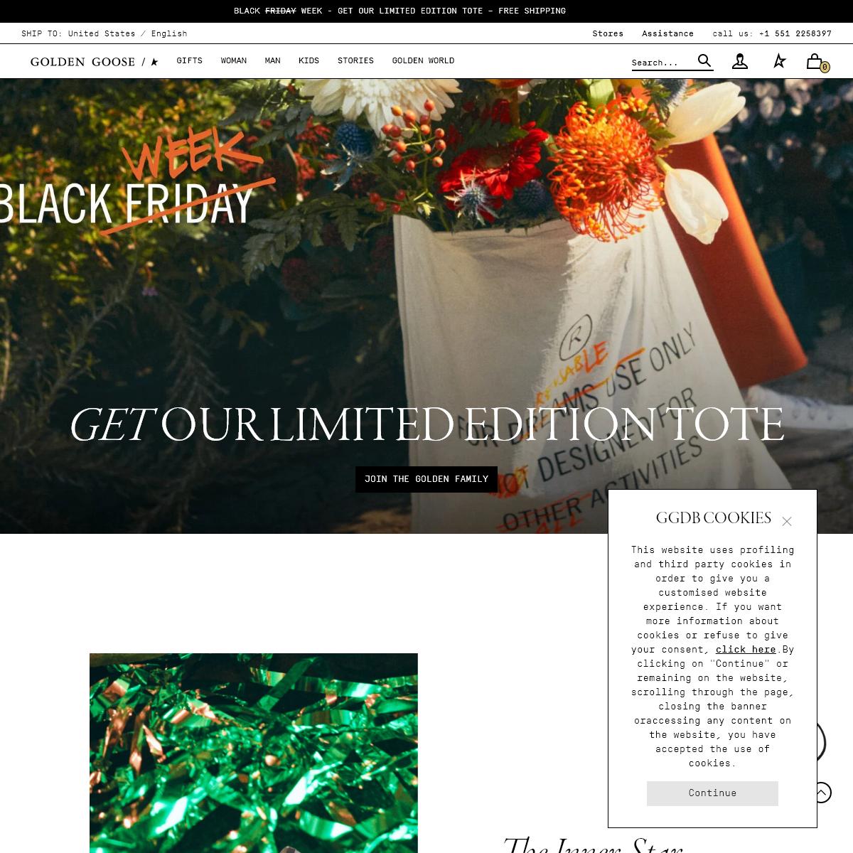 Golden Goose - Official Website