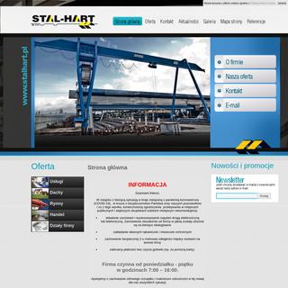 Stalhart - Strona główna