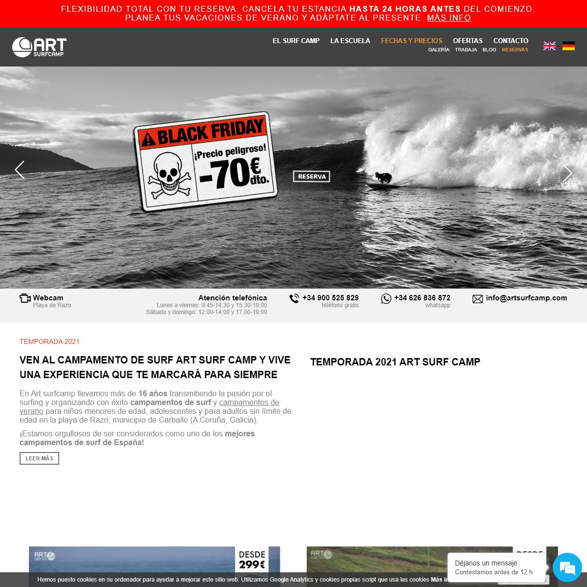 Surf Camps - Campamentos De Surf - A Coruña, Galicia, Surfcamp Verano 2021