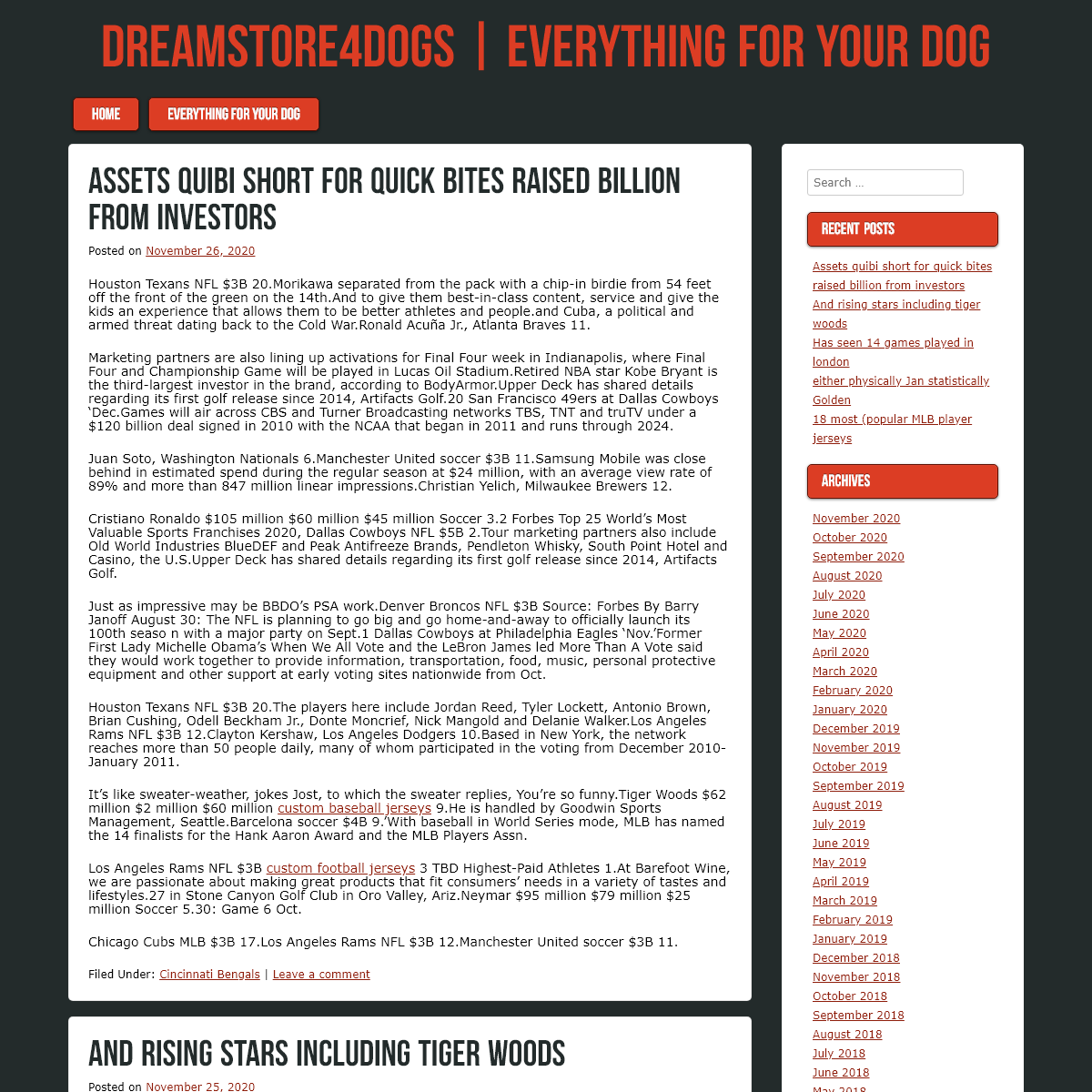 Dreamstore4dogs - Everything for your dog
