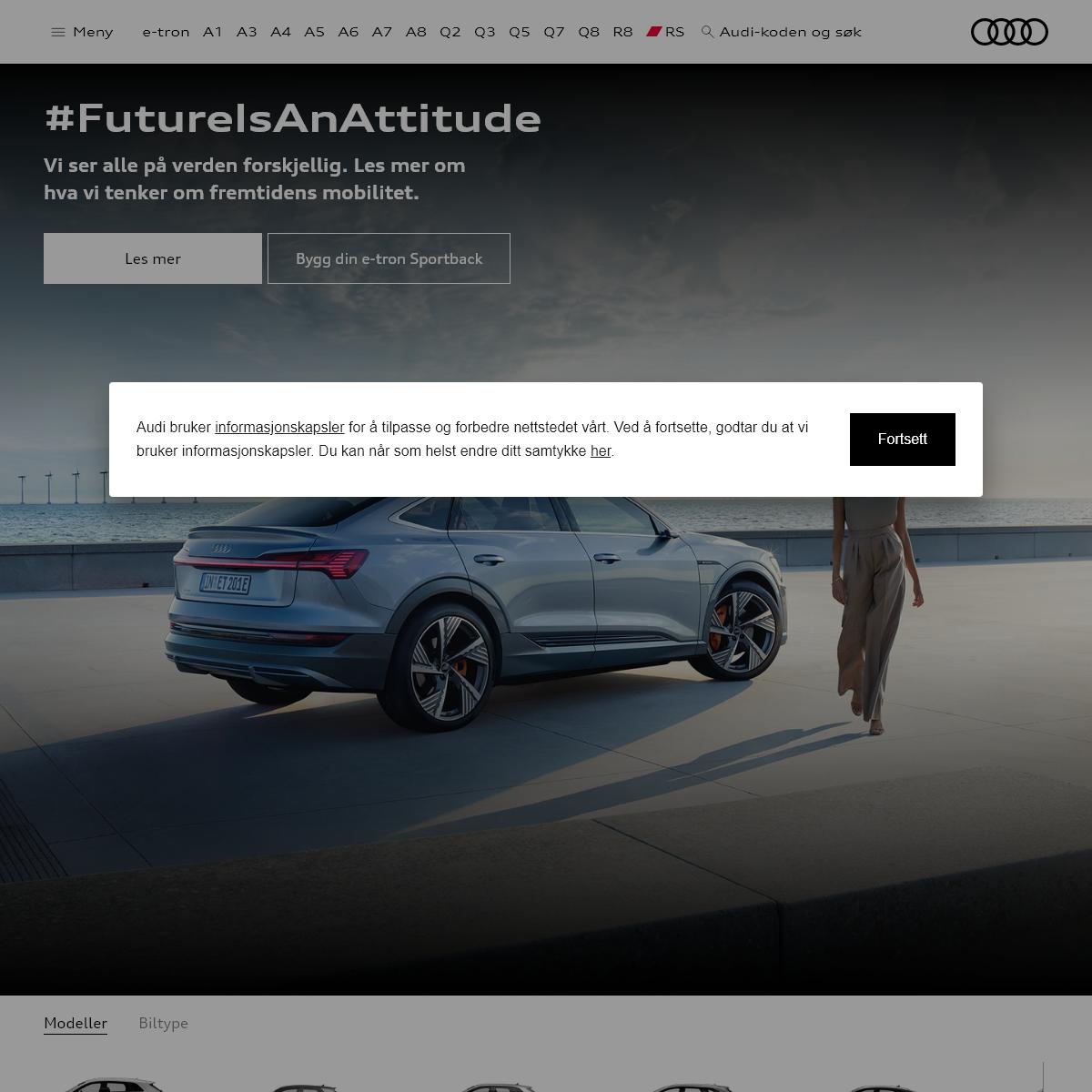 Audi Norge