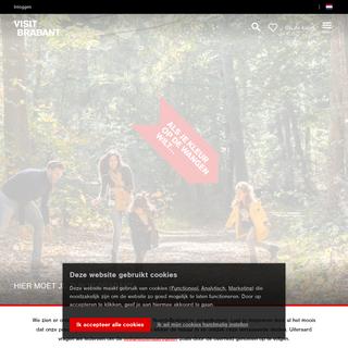 De toeristische website van Brabant - VisitBrabant
