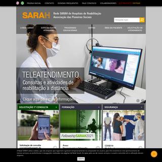 Rede SARAH - Sarah