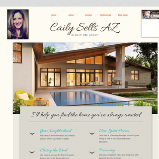 A complete backup of cailysellsaz.com