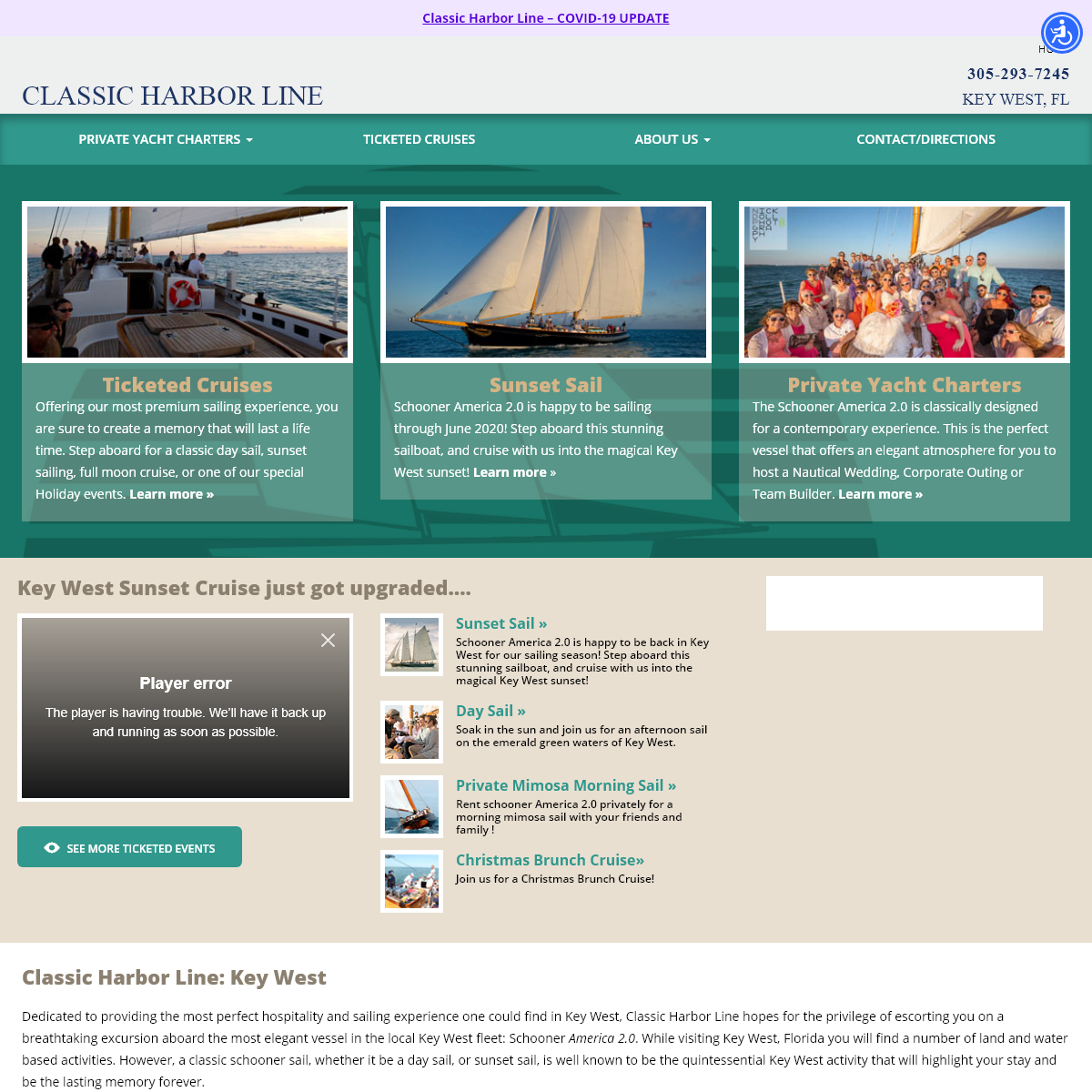 Key West Sunset Cruise, Sunset Sail, Day Sailing & Private Yacht Charters