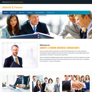 A&F Business Consultants