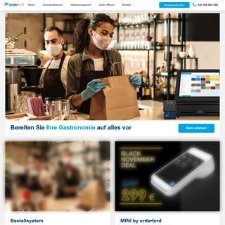 Nr.1 iPad-Kassensystem für die Gastronomie - orderbird