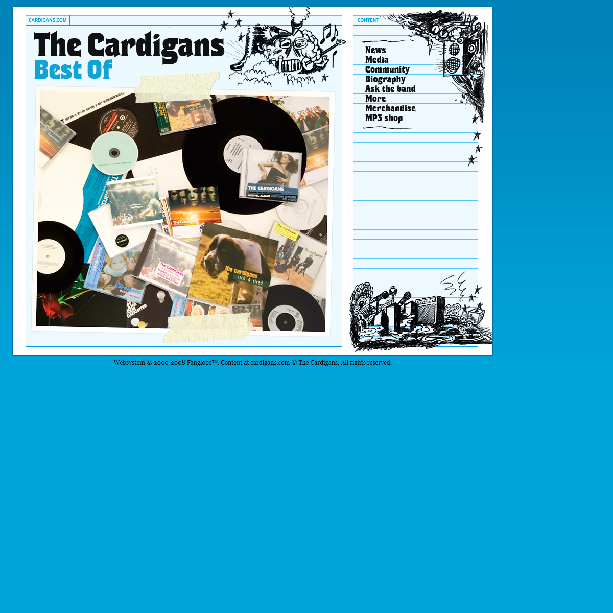 The Cardigans - Official website