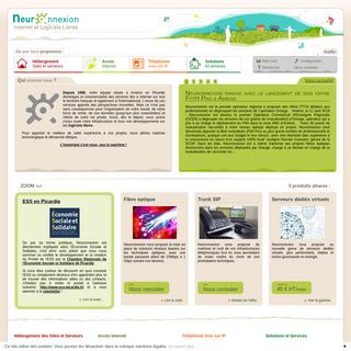 Neuronnexion - Internet et logiciels libres